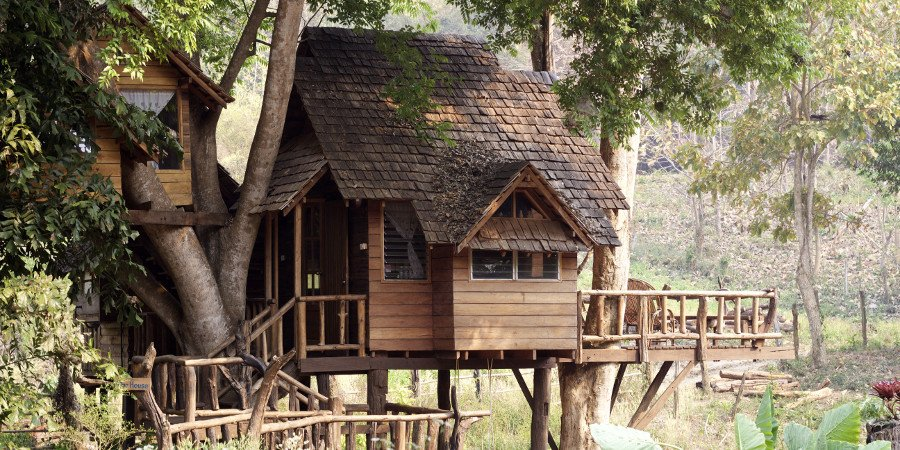 Tree-house thailandese